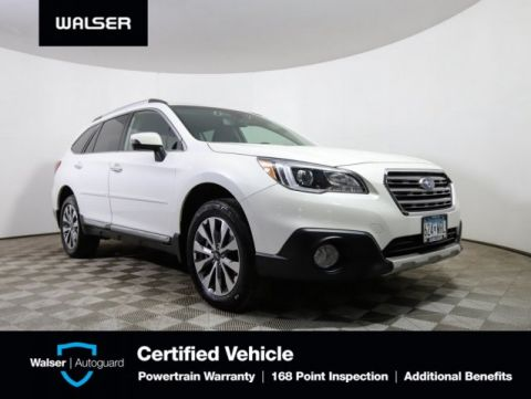 Pre-Owned 2017 Subaru Outback 3.6R Touring