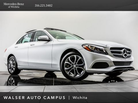 Pre-Owned 2016 Mercedes-Benz C-Class C 300 4MATIC®, 1-Owner