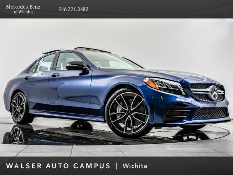 New 2019 Mercedes-Benz AMG® AMG® C 43