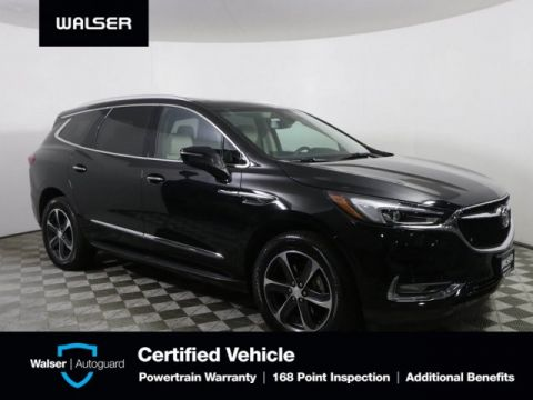 Pre-Owned 2019 Buick Enclave PREMIUM AWD