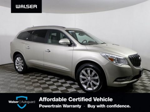 Pre-Owned 2013 Buick Enclave PREMIUM AWD