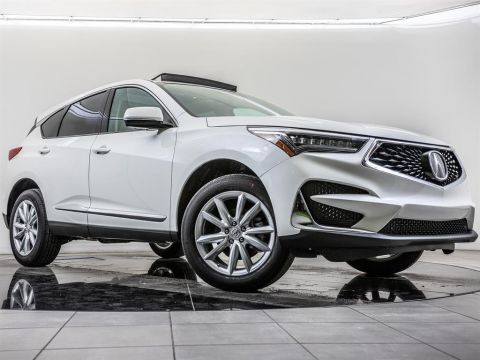 Pre-Owned 2019 Acura RDX SH-AWD, Pano Rf, CarPlay, BT, Htd Sts, Ln Keep