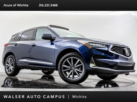 New 2019 Acura RDX RDX Tech SH-AWD, Pano Rf, Blnd Spt, CarPlay, BT