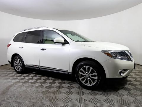 Certified Pre-Owned 2016 Nissan Pathfinder *CERTIFIED* SL 4WD HEATED LEATHER BLUETOOTH CAMERA