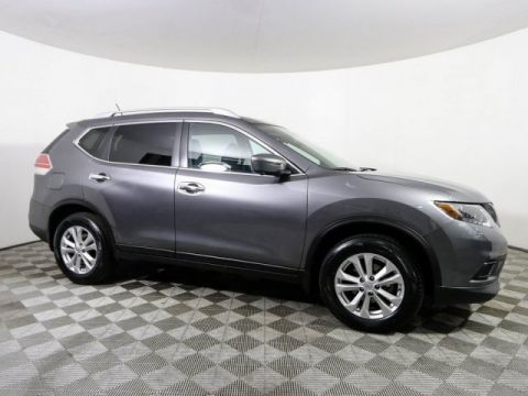 Certified Pre-Owned 2016 Nissan Rogue SV AWD PREMIUM PKG PANO ROOF NAV PSEAT *CERTIFIED*