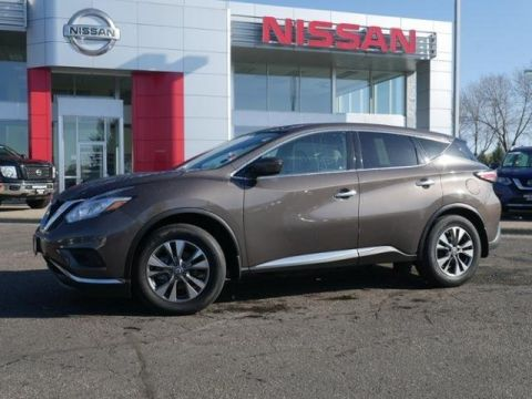 Certified Pre-Owned 2015 Nissan Murano S AWD CPO DUAL CLIMATE ALLOYS