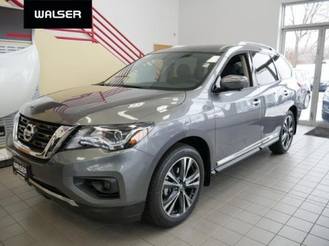 New 2019 Nissan Pathfinder PLATINUM 4X4