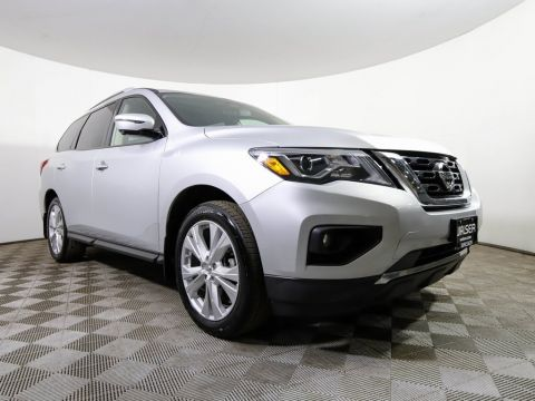 Certified Pre-Owned 2018 Nissan Pathfinder SL w/ Premium Package