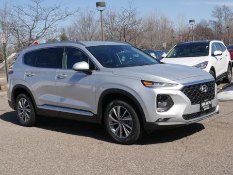 New 2019 Hyundai Santa Fe SEL PLUS 2.4 AWD/1
