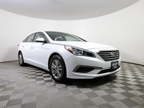Certified Pre-Owned 2017 Hyundai Sonata Alloys 36 HWY MPG!