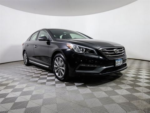 Certified Pre-Owned 2016 Hyundai Sonata Limited Moon Heated Lthr BCam