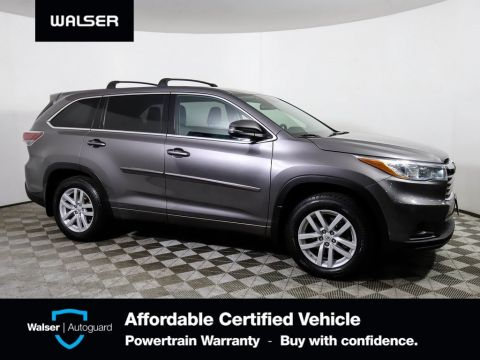 Pre-Owned 2015 Toyota Highlander LE AWD