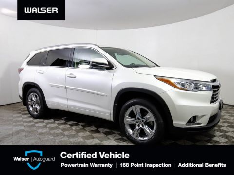 Pre-Owned 2016 Toyota Highlander Limited AWD