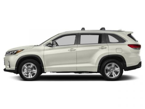 New 2019 Toyota Highlander LIMITED AWD