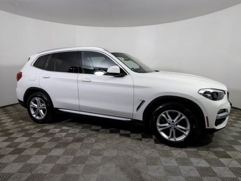 Pre-Owned 2019 BMW X3 X3 XDRIVE HEATED LEATHER MOONROOF NAV BLUETOOTH