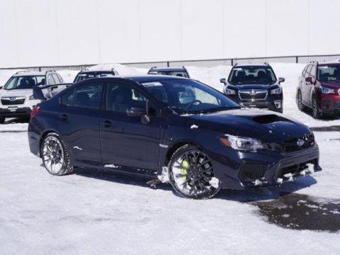 New 2019 Subaru WRX STI Base Opt 03