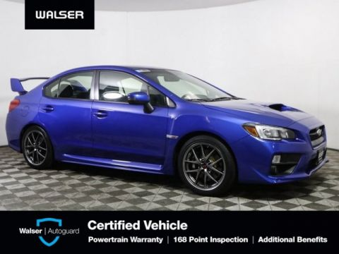 Pre-Owned 2017 Subaru WRX STI Limited w/Wing
