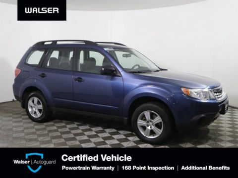 Pre-Owned 2011 Subaru Forester AWD
