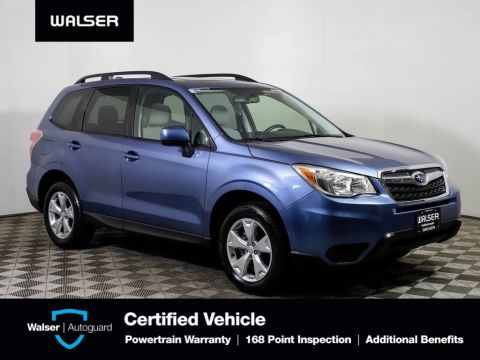 Pre-Owned 2018 Subaru Forester PREM AWD Sport Utility in