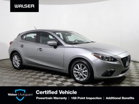 Pre-Owned 2016 Mazda3 TR HB MOON BCAM