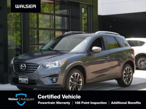 Certified Pre-Owned 2016 Mazda CX-5 GRNDTR