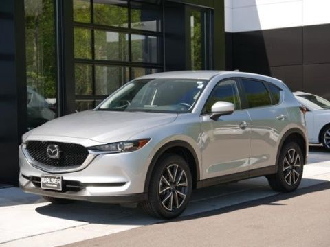 Certified Pre-Owned 2018 Mazda CX-5 Touring AWD BCAM