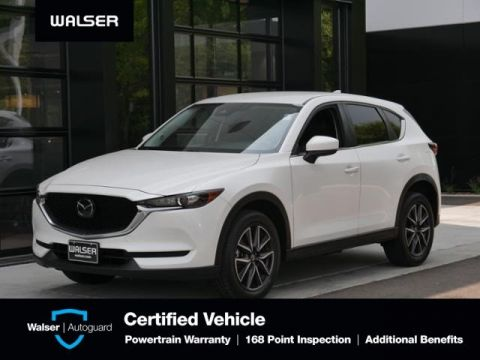 Certified Pre-Owned 2018 Mazda CX-5 Touring AWD Bluetooth Bcam