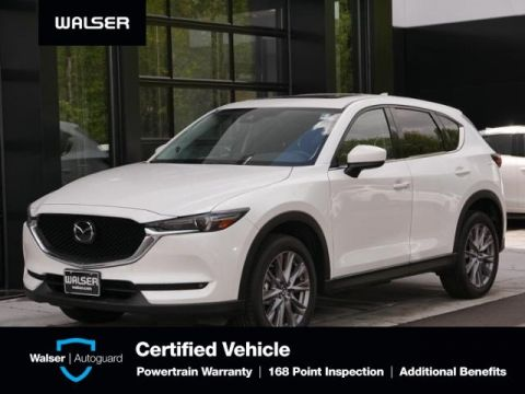 Pre-Owned 2019 Mazda CX-5 Grand Touring Moon Bose Htd Lthr