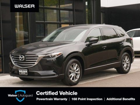 Pre-Owned 2016 Mazda CX-9 TOUR