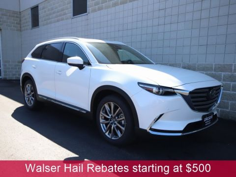 New 2019 Mazda CX-9 GT AWD