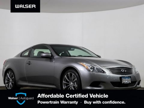 Pre-Owned 2008 INFINITI G37 Coupe Sport