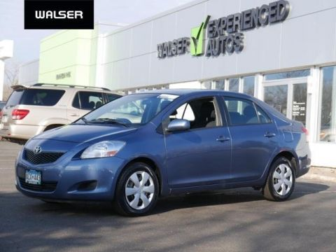 Pre-Owned 2012 Toyota Yaris Base