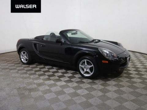 Pre-Owned 2001 Toyota MR2 Spyder Base