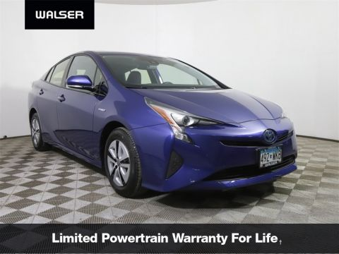 Pre-Owned 2017 Toyota Prius FOUR ADVANCED TECH PACKAGE