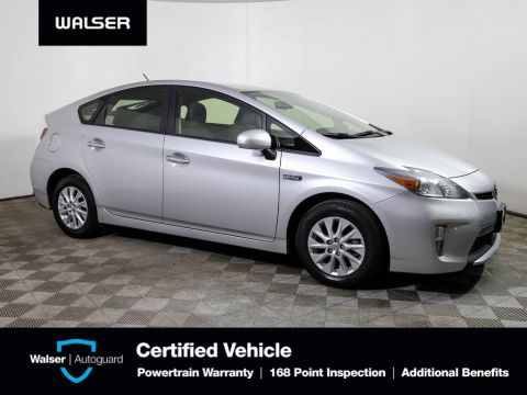 Pre-Owned 2012 Toyota Prius Plug-In Cloth