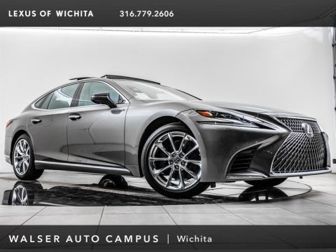 New 2019 Lexus LS 500 Executive Kiriko