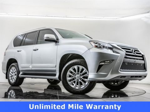 Certified Pre-Owned 2018 Lexus GX Navigation, Unlimited Mile Warranty