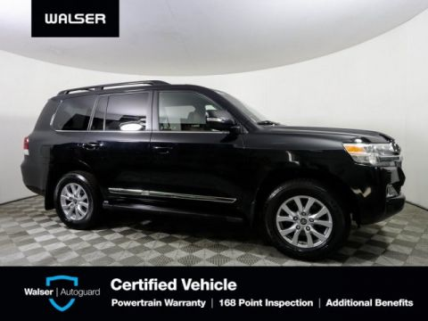 Pre-Owned 2016 Toyota Land Cruiser 4WD