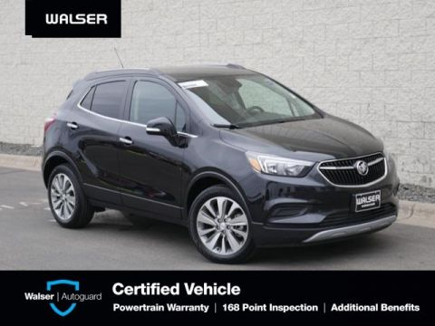 Pre-Owned 2017 Buick Encore PREFERRED-FWD-APPLE/ANDROID AUTO-BLUTOOTH