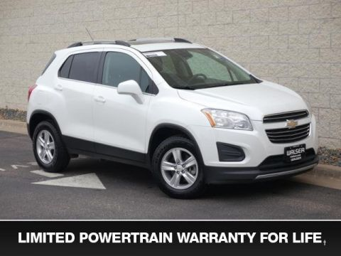 Pre-Owned 2015 Chevrolet Trax LT-AWD-PWR SEAT-BOSE-MOON
