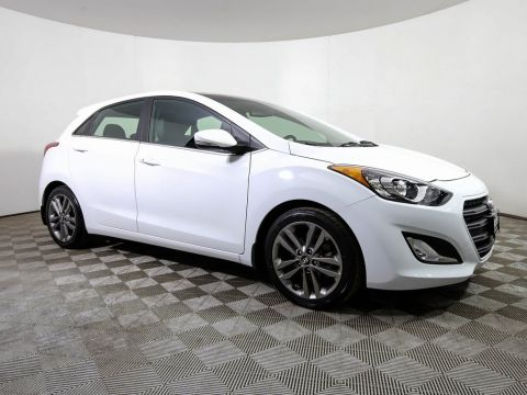 Certified Pre-Owned 2016 Hyundai Elantra GT A/T