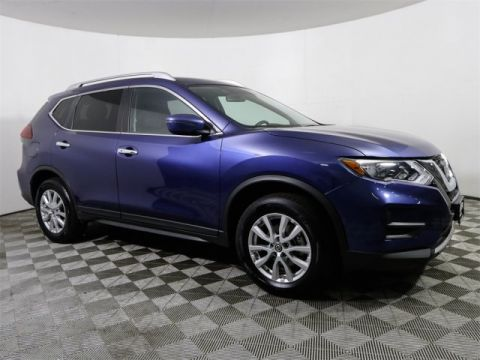 Certified Pre-Owned 2018 Nissan Rogue SV AWD *CERTIFIED* APPLE CARPLAY HTD SEATS CAMERA