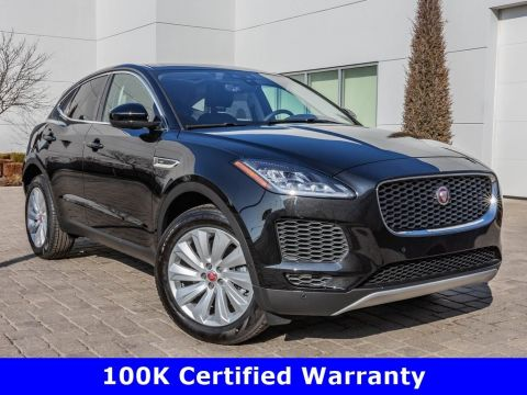 Certified Pre-Owned 2019 Jaguar E-PACE P250 SE, Drive Package