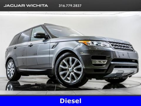 Pre-Owned 2016 Land Rover Range Rover Sport HSE Td6, Diesel, Fully Option Build