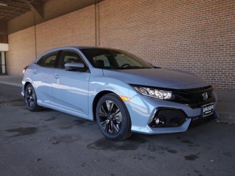 New 2019 Honda Civic EX-L NAV