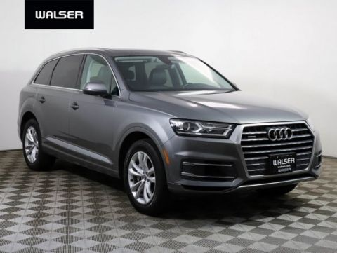 Pre-Owned 2017 Audi Q7 2017 AUDI Q7 3.0T PREMIUM (TIPTRONIC) (NO LONGER AVAILABLE FOR ORDERING) 4DR SUV 117.9 WB AWD
