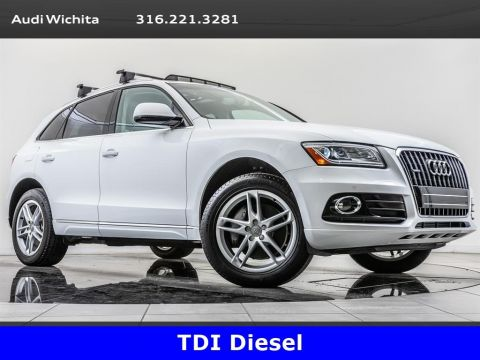 Pre-Owned 2015 Audi Q5 TDI Premium Plus quattro, Navigation, RV Camera