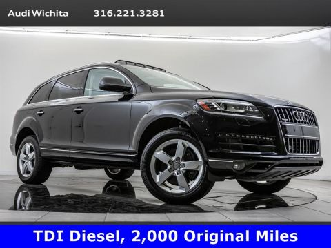 Pre-Owned 2015 Audi Q7 TDI Premium Plus quattro, Navigation