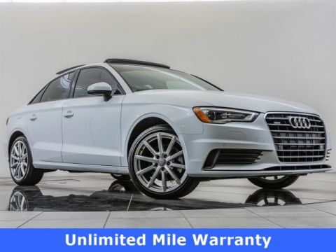 Certified Pre-Owned 2016 Audi A3 2.0 TFSI Premium quattro, Upgraded Wheels