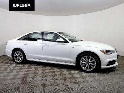 Pre-Owned 2018 Audi A6 SPORT QUATTRO HEATED LEATHER MOONROOF NAVIGATION
